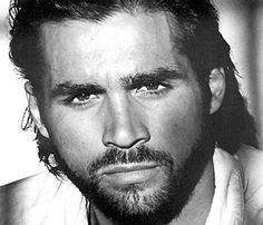 Adrian Paul  of Highlander series...... I am in L.o.v.e. with this guy! he is just gorgeous!