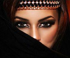 Flawless! Arabic Makeup, Headpiece, Make Up, Classy, Crown, Beauty, Eyes, Jewelry, Board