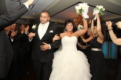 Jersey Shore Wedding in Eatontown at The Double Tree By Hilton