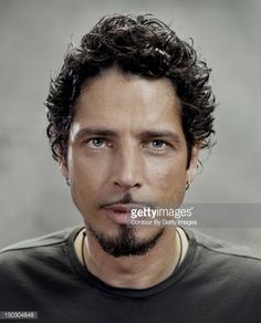 Chris Cornell — Chris Cornell is photographed on...