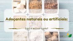 Adoçantes naturais ou artificiais: qual a melhor opção?