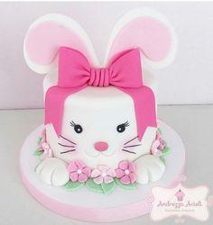 Resultado de imagen para tortas de conejito