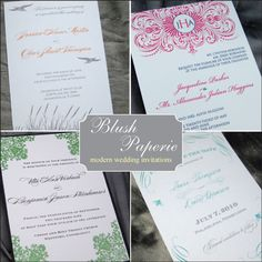 Blush Paperie Invitations Giveaway! :  wedding features Blush Paperie Weddingbee Graphic Blush-Paperie-weddingbee-graphic