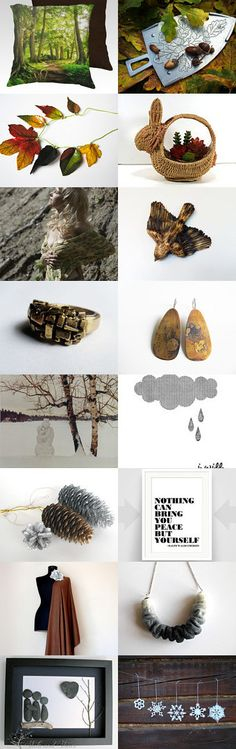 Winter memories by Ana Martín on Etsy--Pinned with TreasuryPin.com