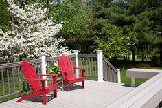 5 Secrets to an Amazing Backyard Deck Design Grey Deck Stain, Deck Stain Colors, Deck Colors, Paint Colors, Cool Deck, Diy Deck, Deck Maintenance, Deck Builders, Outdoor Living