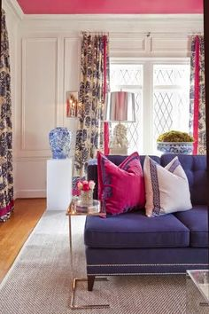 South Shore Decorating Blog: What I Love Wednesday: Rooms With Flair