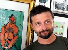 so intelligent : Ralf König, the German cartoonist of gay follies