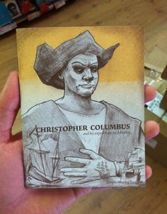 Christopher Columbus & His Expeditions to America zine | Microcosm Publishing