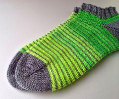 Ravelry: snoozeecow's Toe-Up Kids Socks #2