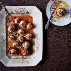Get Food & Wine's marshmallow-topped sweet potato recipe from star chef Tyler Florence. Thanksgiving Sweet Potato Recipes, Holiday Recipes, Thanksgiving Holiday, Holiday Dinner, Thanksgiving Dinners, Christmas Fun, Holiday Fun, Sweet Potato Toast, Sweet Potato Casserole
