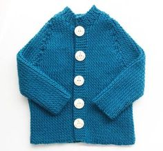 Little Sailor Baby Sweater