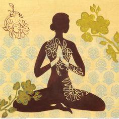 Quiet meditation - metta Sylvia