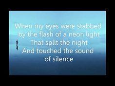 The sound of silence karaoke Female Key (Key Am) Karaoke Songs, Neon Lighting, The Flash, Key Key, Female, Youtube, Musica, Youtubers, Youtube Movies