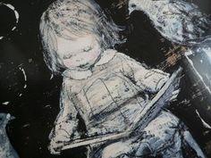 ずっと大好きな 酒井駒子さん。 : tsuzureori_21 の手しごと心しごと Children's Picture Books, You Draw, Beautiful Stories, Illustration Girl, Japanese Artists, Illustrations And Posters, Asian Art, Painting & Drawing, Illustrators