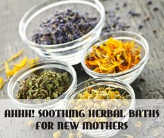 Every mother deserves a soothing, healing herbal bath after her birthing time. In this piece, Dr. Aviva Romm shares her favorite recipes and instructions for assembling the sitz bath, herbal compress or peri-bottle rinse for new mamas. Delightful and medicinal, these special treats are sure to transform the postpartum experience.