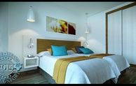 Marconfort Benidorm Suites - Dormitorio