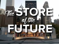 The Store of the Future - YouTube