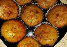 Csokis-diós-fahéjas muffin recept foto Muffin, Hungarian Recipes, Breakfast, Party, God, Morning Coffee, Muffins, Receptions, Cupcakes