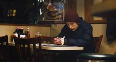 """Rory Culkin in """"Gabriel"""""""