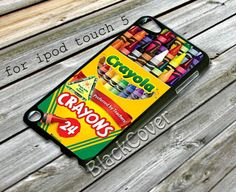 crayon crayola pencil color - iPhone 4/4S/5/5S/5C, Case - Samsung Galaxy S3/S4/NOTE/Mini, Cover, Accessories,Gift