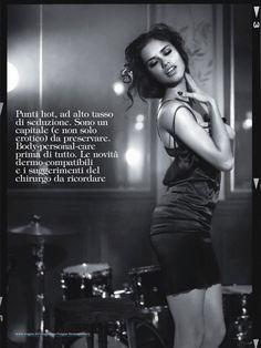 160fdda606dc9 Adriana Lima by Vincent Peters for Vogue Italia February 2011    Adriana  Lima, Modelos