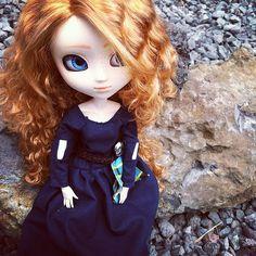 Pullip as Brave Merida Doll
