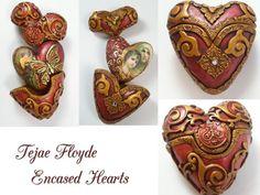 New Heart series by Tejae Floyde.
