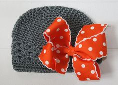Love this! Beanies are so cute on girls