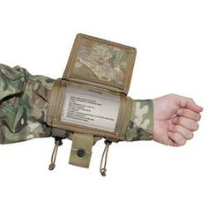 BDS Tactical Mission Arm Band - MultiCam