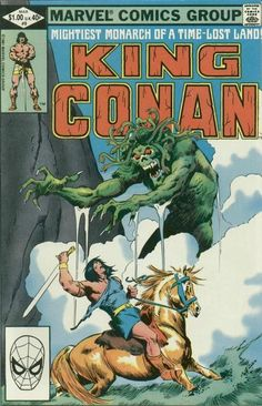 King Conan Vol 1 9 | Marvel Database | Fandom powered by Wikia