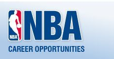 NBA.com: Career Opportunities