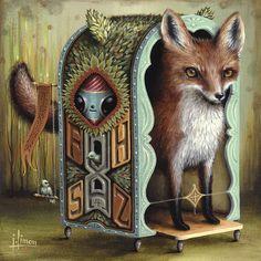 Fox by Jason Limon