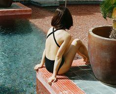 Minimalist swimwear by Lido
