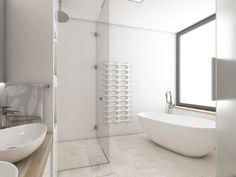 Moderní koupelna MAXIMA - vizualizace