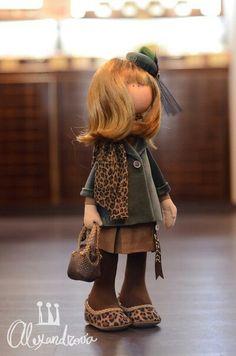 Tania ~ Handmade Doll