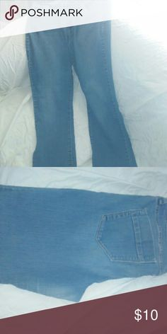 Blue Jeans Old Navy Jeans Old Navy The Sweetheart Jeans Flare & Wide Leg