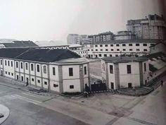 Cuartel de Artillería en Zalaeta. Mansions, House Styles, Marion Cotillard, Home Decor, City, Old Photography, Fighter Jets, Old Pictures, Monuments