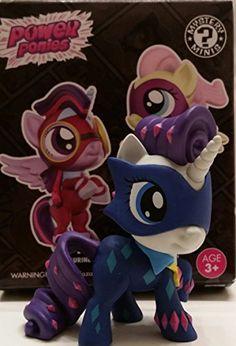 "Funko My Little Pony Series 4 ""Power Ponies"" - Radiance F..."