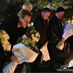 U2  - Paris attack