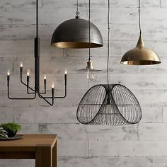 Clive Chandelier | Crate and Barrel