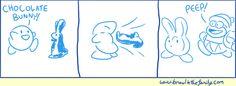 153 – Easter Snigger snigger.