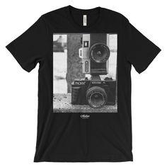 Camera Tee