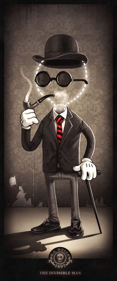 Mike Mitchell - Invisible Man