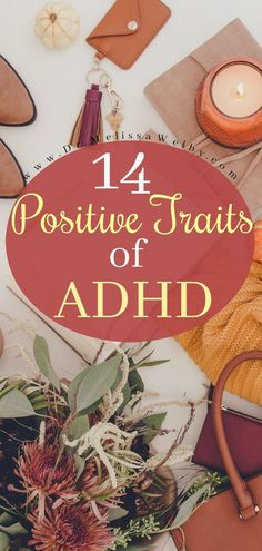 Kids Health How is it possible that there are benefits of ADHD? I know you may be skeptical, but there ARE positive traits of ADHD! Let me tell you about 14 ADHD benefits. Adhd Odd, Adhd Help, Positive Traits, Adhd Brain, Adhd Strategies, Adult Adhd, Disorders, Health Tips, Kids Health
