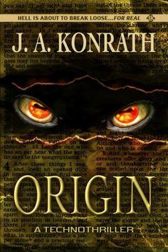 #5 Origin by J.A. Konrath 04/16