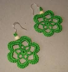 aros a crochet - Google Search