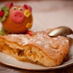 Шарлотка яблочная со сливочным маслом рецепт – русская кухня: выпечка и десерты. «Афиша-Еда»