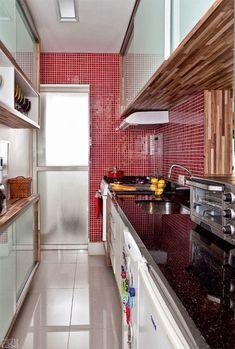 ACHADOS DE DECORAÇÃO - blog de decoração: ANTES E DEPOIS APARTAMENTO DECORADO DE 58 m²: decoração brasileira