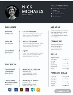 Standard Resume format for Experienced Pdf . Standard Resume format for Experienced Pdf . Resume format Guide and Examples Choose the Right Layout Standard Resume Format, Resume Format Download, Best Resume Format, Best Cv Template, Resume Template Free, Resume Cv, Resume Design, Sample Resume, Functional Resume