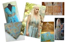 """Daenerys in Qarth   10 Awesome """"Game Of Thrones"""" Women To Be For Halloween"""